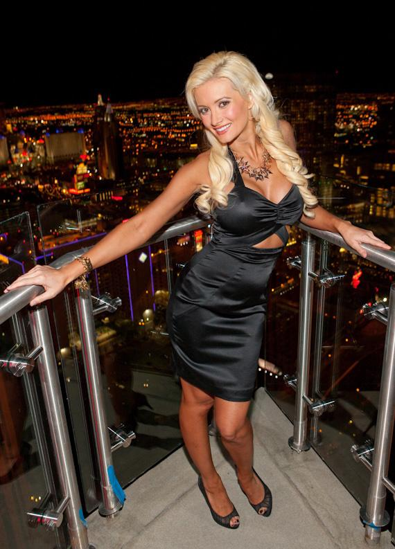 Holly Madison at the new PH Towers at Planet Hollywood
