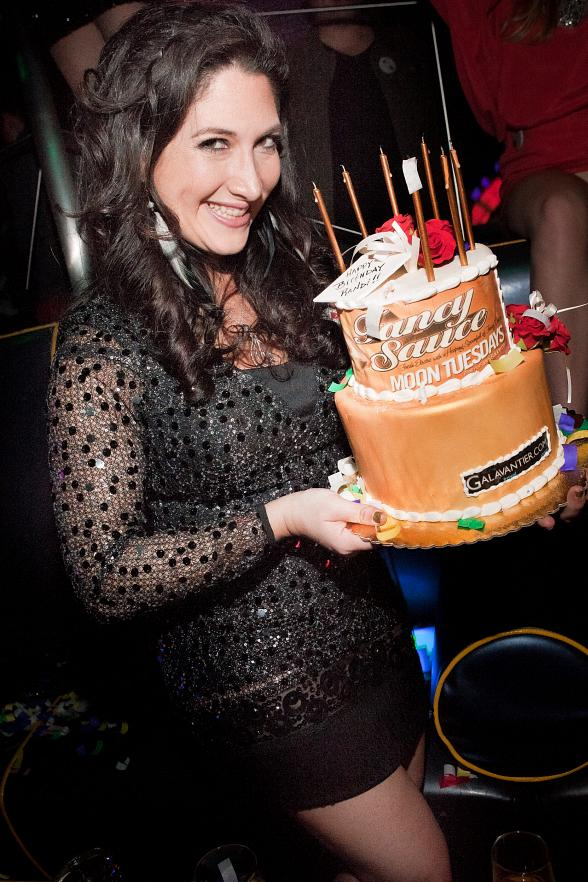 Randi Zuckerberg Celebrates 30th Birthday at the Palms Casino Resort