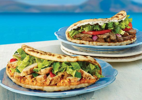 New Infused Smoothies and Mediterranean Flatbreads Debut at Tropical Smoothie Café in Nevada