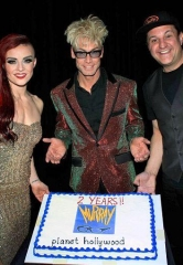 MURRAY 'Celebrity Magician' show at Planet Hollywood Celebrates 2-Year Anniversary