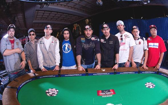 """November Nine"" Set for 2010 World Series of Poker Main Event: Top Prize $8.9 Million"