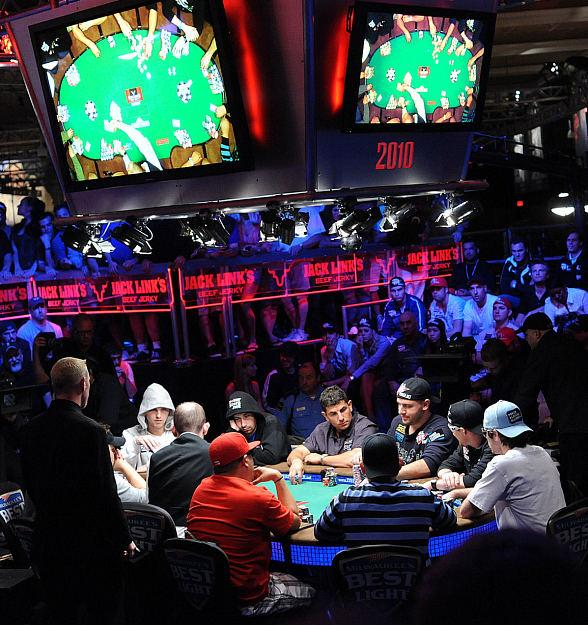 10 Legendary Moments at the WSOP
