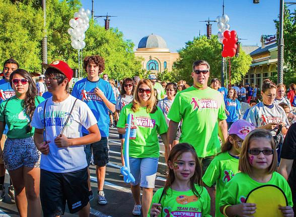Registration Now Open for Las Vegas Hemophilia Walk & 5K to Support Inherited Bleeding Disorder Community