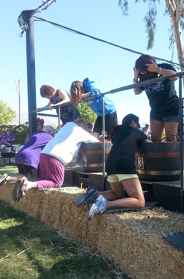 26th Annual Pahrump Valley Winery Grape Stomp Kicks Off This Weekend