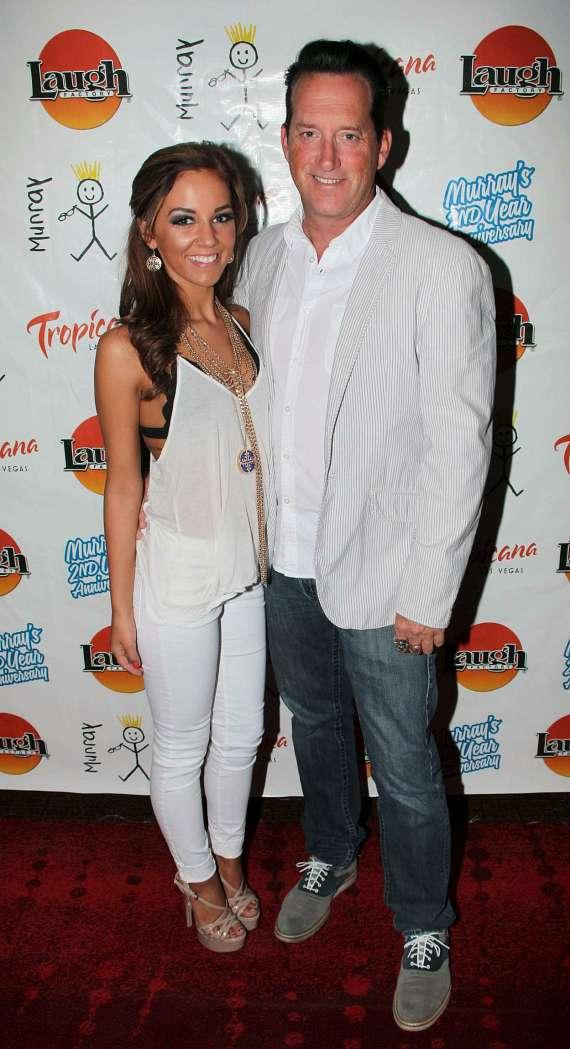 Morea Reveen and Anthony Cools at Tropicana Las Vegas