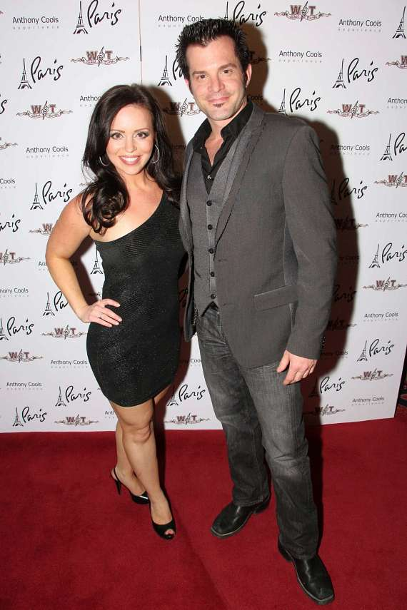 Magicians Mistie and Kyle Knight