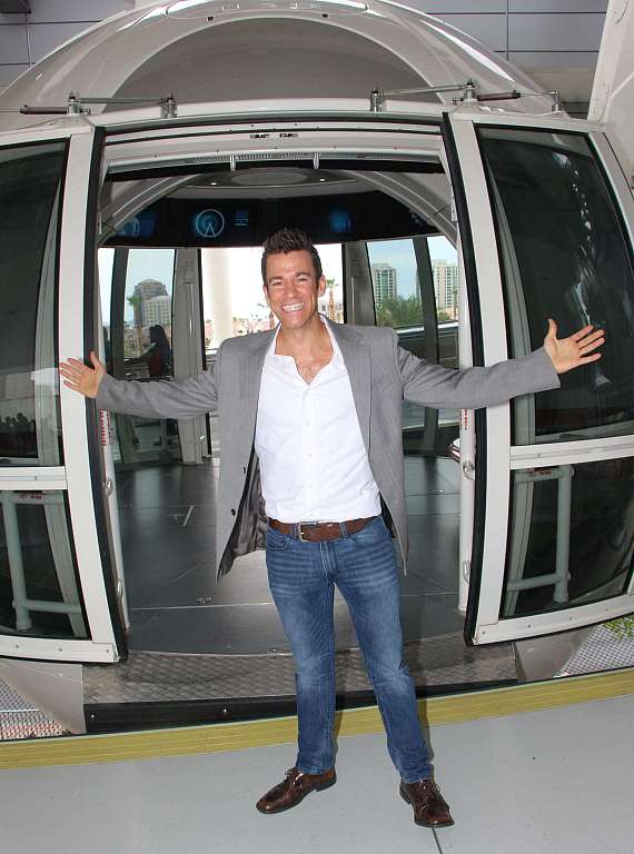 Jeff Civillico at The High Roller