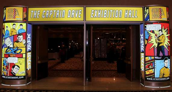 The Captain Dave Exhibition Hall