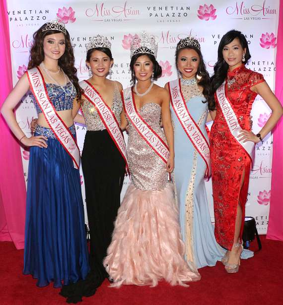2014 Miss Asian Las Vegas Pageant