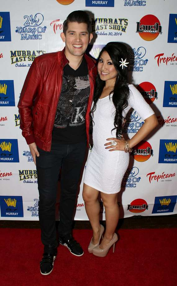 British singing star Ben Stone and American Idol star Jasmine Trias