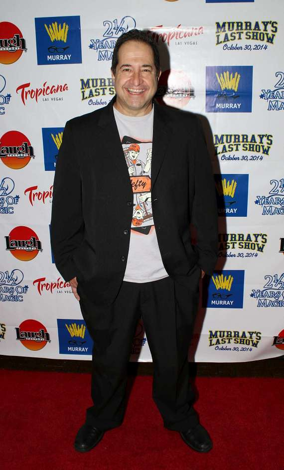 Harry Basil, co-owner of The Laugh Factory in Tropicana Las Vegas