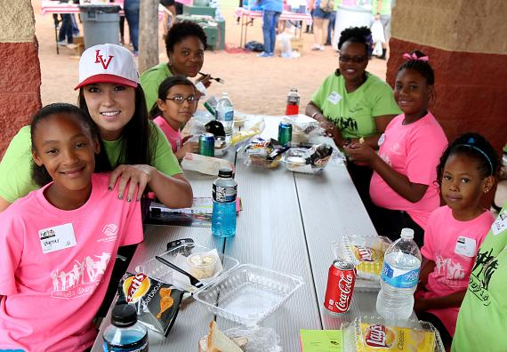 """Boys and Girls Clubs of Southern Nevada host 2014 """"Girls Day"""""""