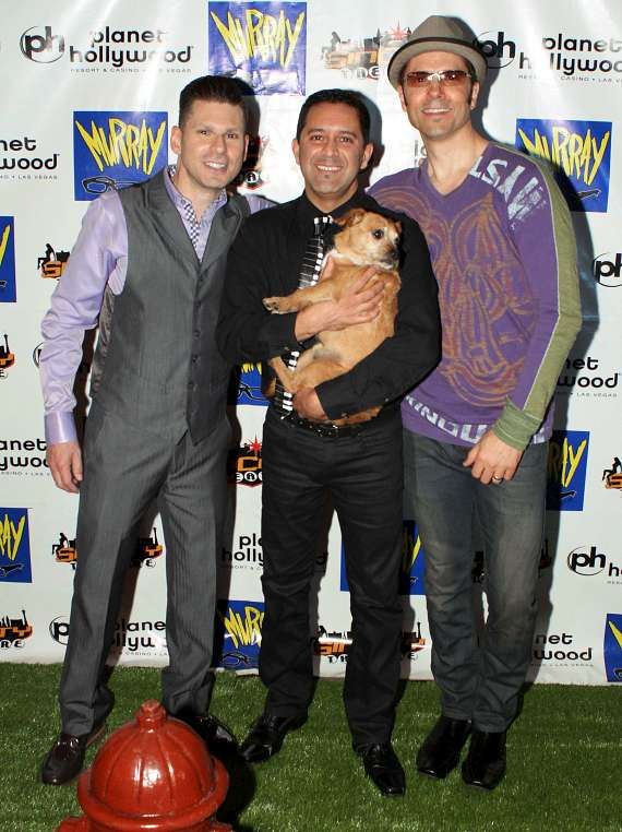Mike Hammer, Jarrett Parker and Raja Rahman