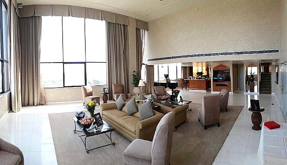Presidential Penthouse, Suite 6407 at The Riviera