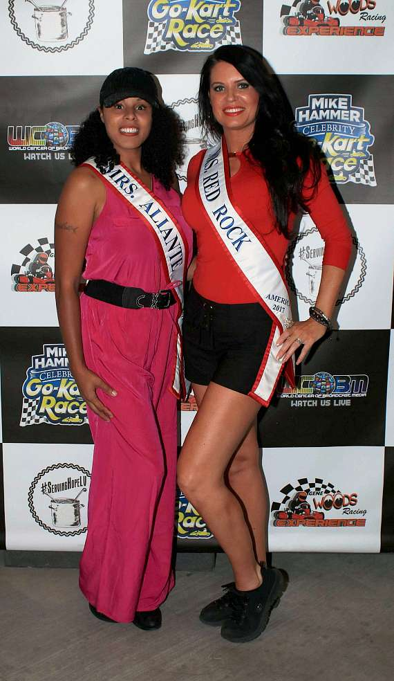 Mrs. Aliante and Mrs. Red Rock 2017
