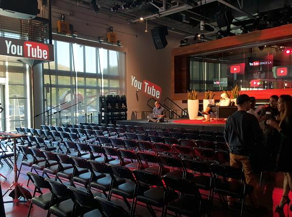 YouTube Space in Los Angeles