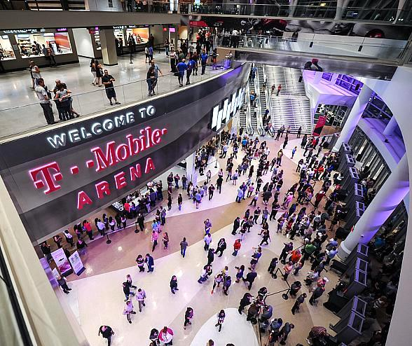 T-Mobile Arena Behind-the-Scenes Guided Tours Now Available