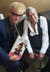 Murray SawChuck Goes Backstage to Meet His Idol Jerry Lewis at 90 Years Old!