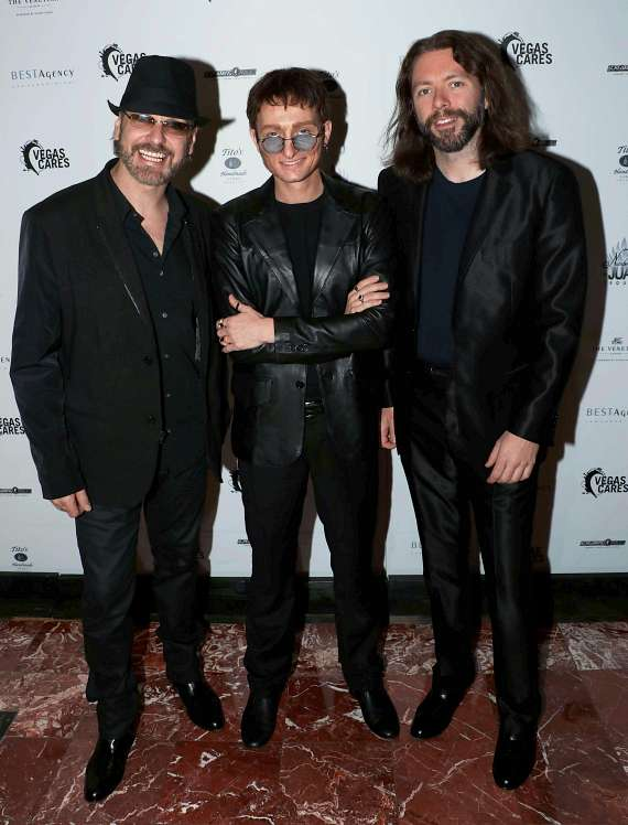 Cast of the Australian Bee Gees