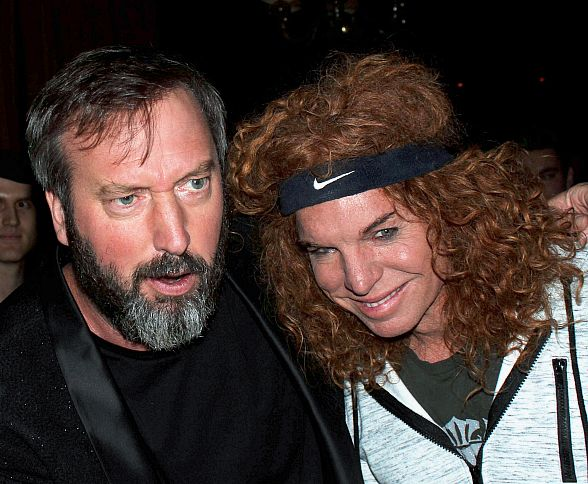 """The Tom Green Show"" Celebrates Grand Opening at Bally's Las Vegas"