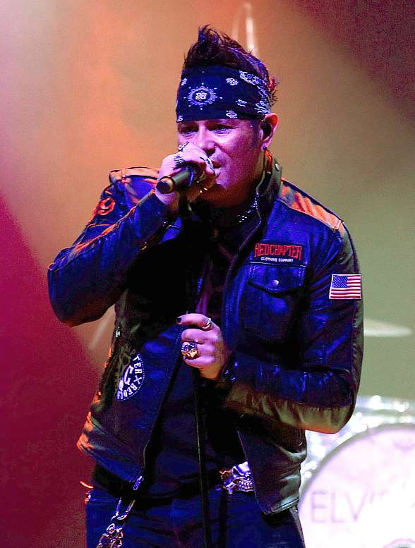 Photo Gallery: Elvis Monroe Performs at House of Blues in Mandalay Bay Resort in Las Vegas