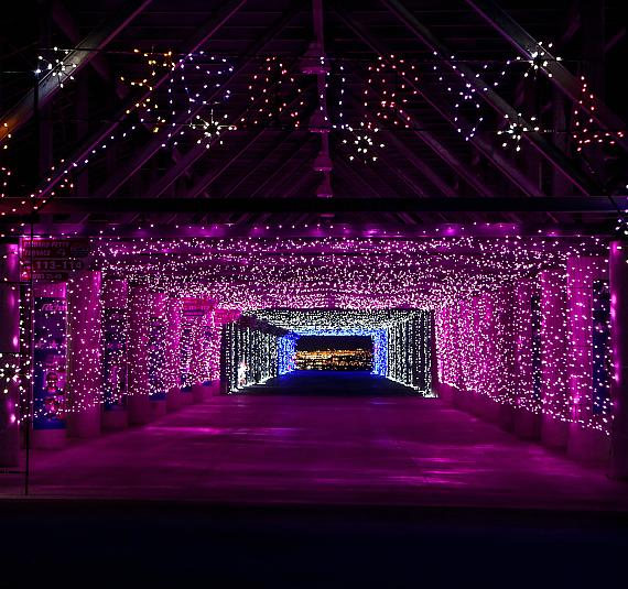 glittering lights launches 2018 season with the help