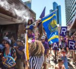 Golden-State-Warriors-Celebrate-Championship-at-Marquee