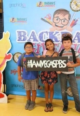 Back-To-School Fair; VEGAS PBS to Give Away 3,000 Backpacks and School Supplies at Clark High School Aug. 3