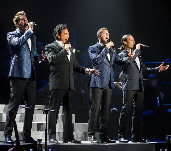 Multi-Platinum International Quartet  Il Divo Kicks off Limited Engagement at The Venetian Las Vegas