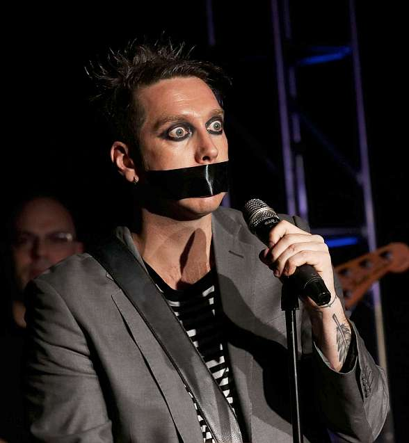 July 13 - One Night Only - Tape Face Performs Three Minutes of New Material to Commemorate Show Number 333
