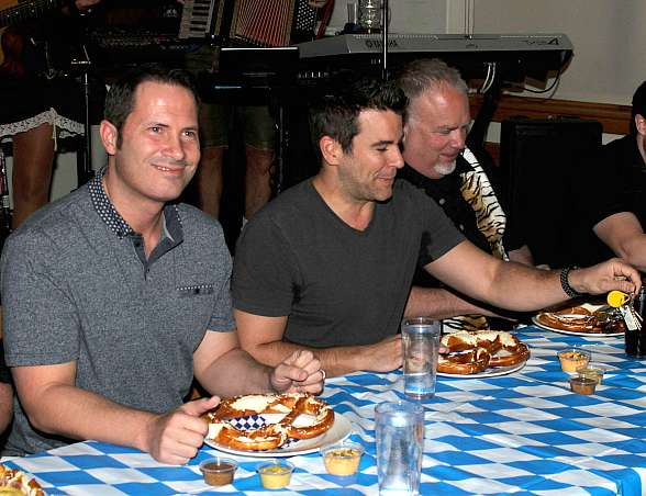 "Hofbräuhaus Las Vegas Celebrates ""National Pretzel Day"" with a Pretzel Eating Contest"
