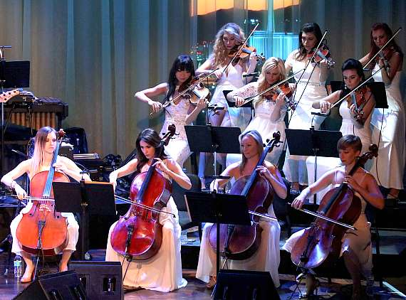Pop Strings perform Disney at The Smith Center