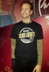 Madame Tussauds Las Vegas Figures Help Celebrate the Vegas Golden Knights