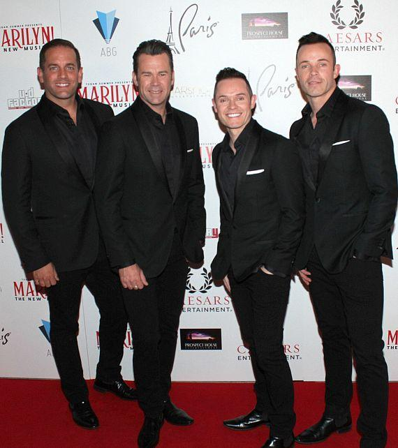 "Human Nature at ""Marilyn! The New Musical"""