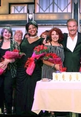 """Menopause The Musical"" at Harrah's Las Vegas Celebrates a Milestone 5,000th Performance"