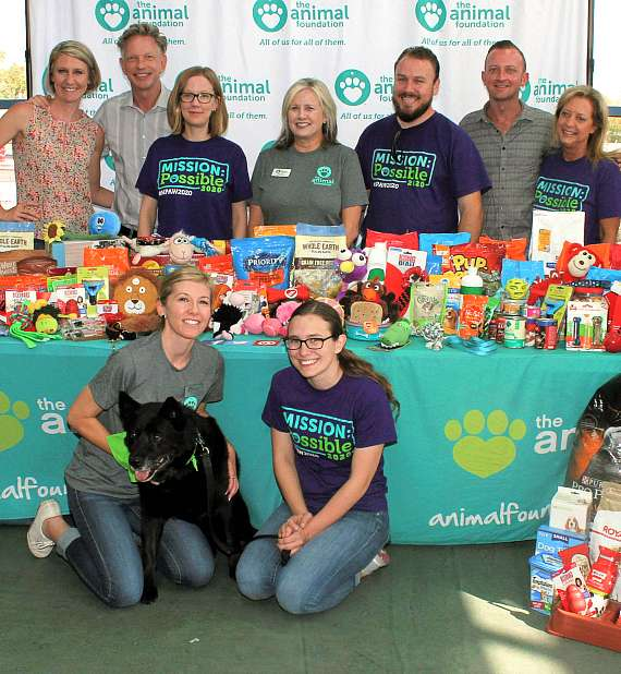 Third Annual Pet Supply Drive Benefiting the Animal Foundation