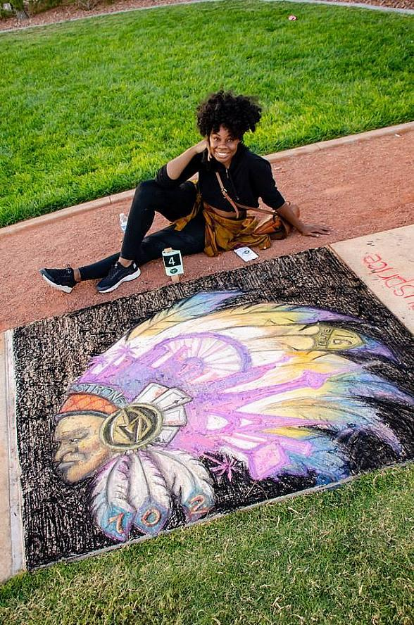 Skye Canyon Opens Artist Registration for Annual Juried Chalk Art Competition at Chalk & Cheers Fall Festival Sept. 28, 2019