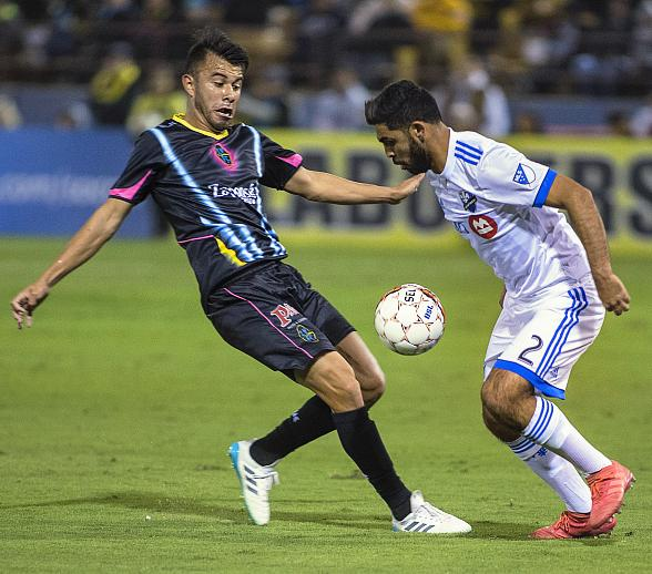 Soccer Spring Training Continues Tonight at Cashman Field, with Lights FC Hosting Major League Soccer's Vancouver Whitecaps FC