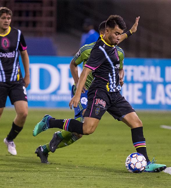 Lights FC Offense Explodes Once Again at Home in an Inspired 4-1 Victory over Seattle Sounders 2