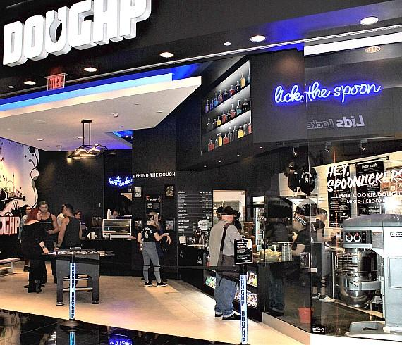 Doughp Celebrates Grand Opening In Miracle Mile Shops at Planet Hollywood Las Vegas