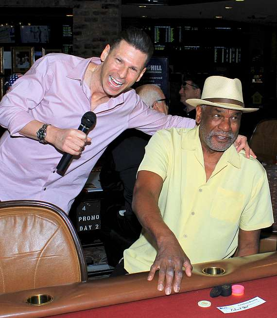 Mike Hammer with Richard Gant