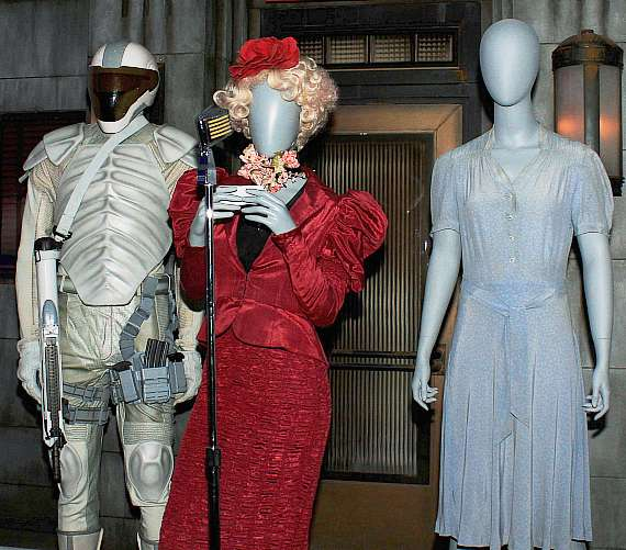 """""""The Hunger Games: The Exhibition"""" Celebrates Las Vegas Grand Opening"""