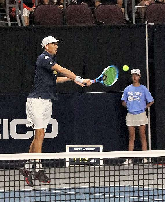World Team Tennis Results for Sunday 7/21: Philadelphia Freedoms Defeat Vegas Rollers 21-18