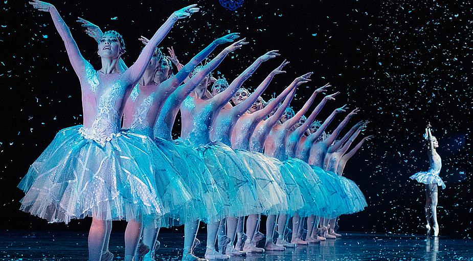 The Nutcracker Extravaganza - Behind the Scenes at DISCOVERY Children's Museum