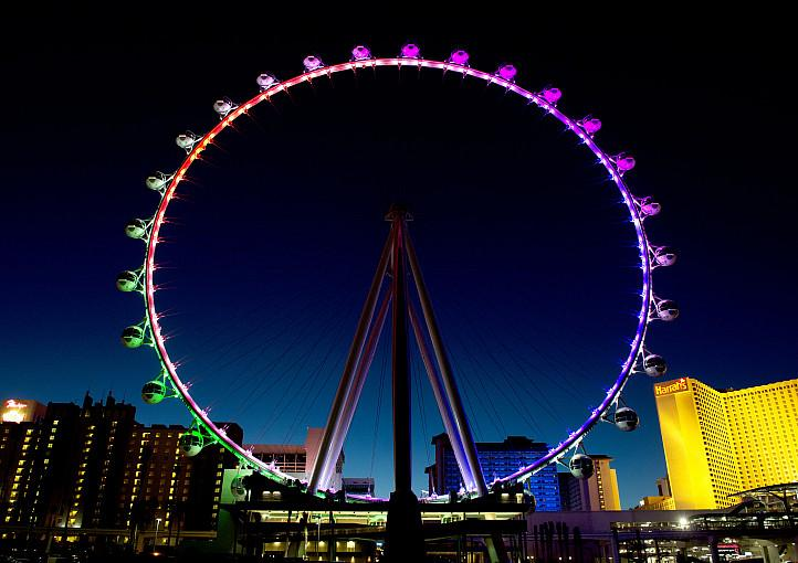 The High Roller & Eiffel Tower Cyber Sale at Caesars