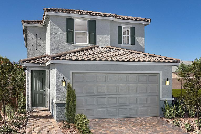 KB Home Announces the Grand Opening of Whistling Sands, Its Latest New-Home Community in Las Vegas