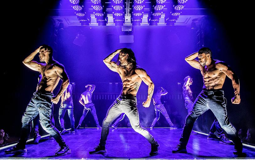 Tickets Now on Sale for the Return of Magic Mike Live Las Vegas Debuting in an All-New Venue at Sahara Las Vegas March 26, 2021