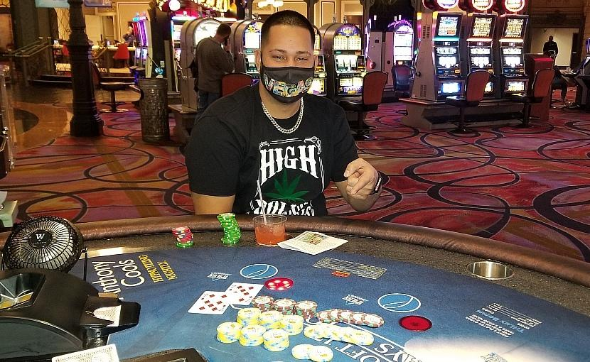 Lucky Visitor Hits the Mega Jackpot on Blazing 7's for $137,505 at Paris Las Vegas