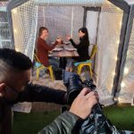 Esther's Kitchen Covid Response Gets 'In Tents' With New Outdoor Dining Pods