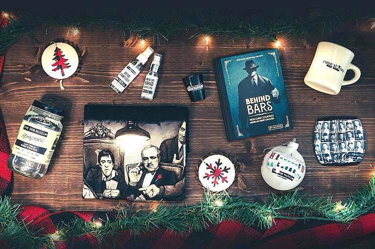 """The Mob Museum Launches Online Retail Store Featuring Holiday Gift Ideas, """"Merry Moonshine"""" Collection"""